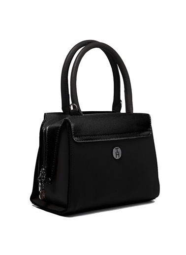 TH Bags   Kadın Omuz Çantası Th-Yk14302  Siyah